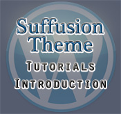 Suffusion Theme Tutorials Introduction Icon