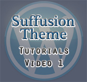 Suffusion Theme Skinning Settings Part 1